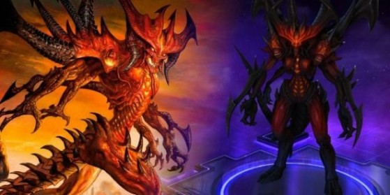 HotS - Skin Diablo démon primordial