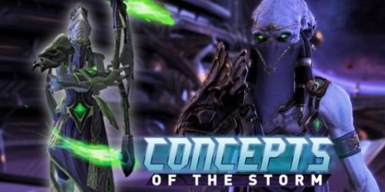 Concepts of the Storm n°66 : Vorazun
