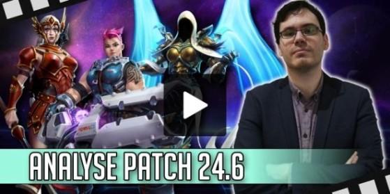HotS Vidéo - Analyse patch 24.6
