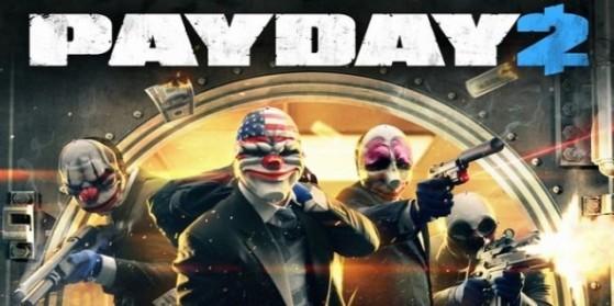 Payday 2 gratuit sur Steam