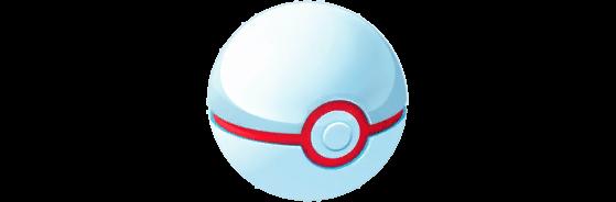Premier Ball - Pokemon GO