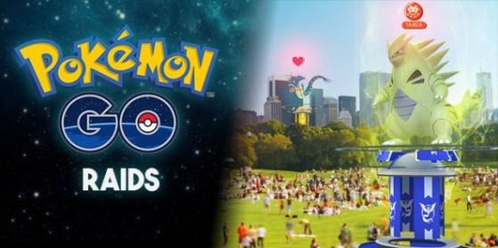 Guide raids Pokémon GO