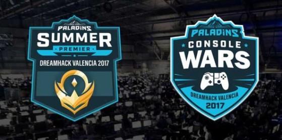 Paladins DreamHack Valencia 2017
