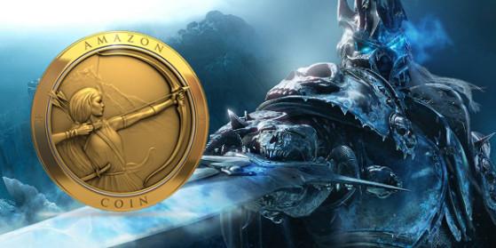 HS Frozen Throne : Promo Amazon Coins