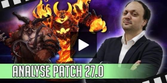 HotS Vidéo - Analyse patch 27.0