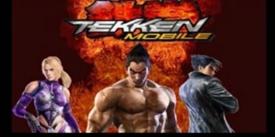 Tekken annoncé sur mobile iOs et Android
