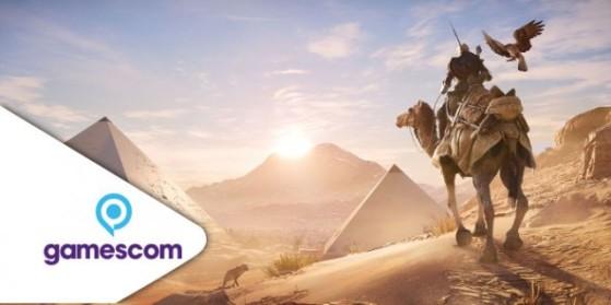 Gamescom 2017 : Assassin's Creed Origins