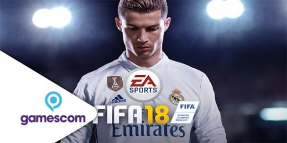 GC 2017 : FIFA 18 trailer