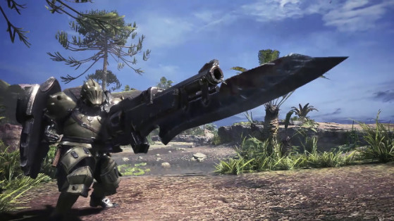 Monster Hunter World : Armes - Millenium
