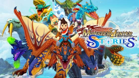 Test Monster Hunter Stories, 3DS