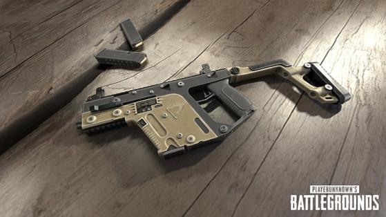 Pubg Kar98k Wallpaper Hd: Armes PUBG : Pistolets-mitrailleurs, SMG