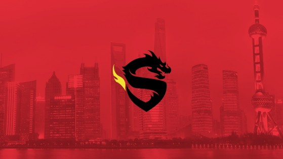 OW League équipe de Shanghai Dragons : composition, roster, nom, logo