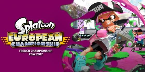 Splatoon EU Championship : qualifier 2