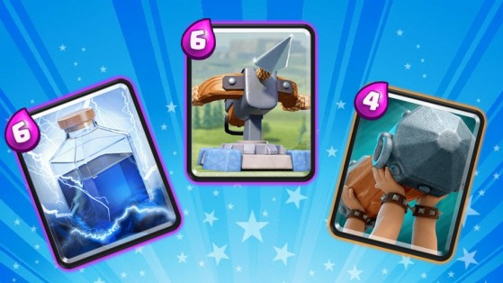 Clash Royale : top 5 de la semaine