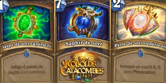 Kobolds & Catacombes, les Spellstones