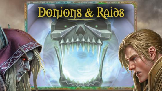 Battle for Azeroth : Donjons et Raids