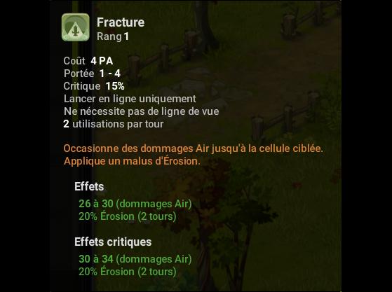 Fracture - Dofus
