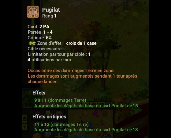 Pugilat - Dofus
