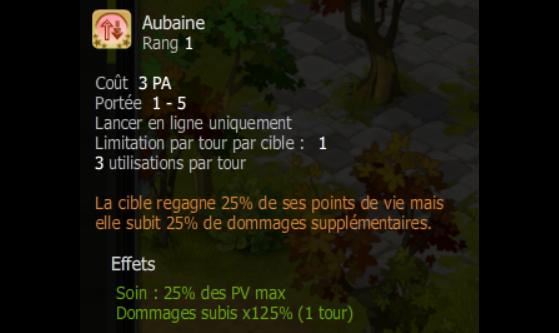 Aubaine - Dofus