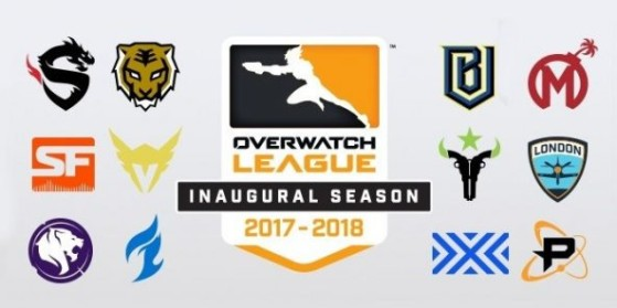 Overwatch League Saison 1 - Pré-saison