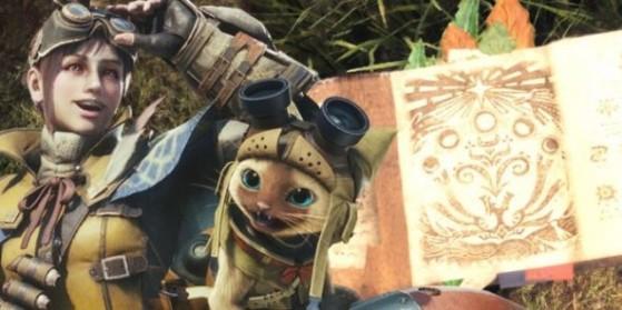 Monster Hunter World : Manuel en ligne