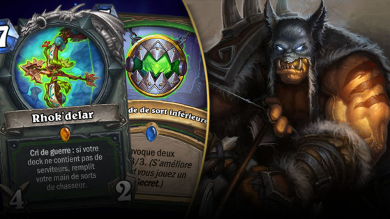Hearthstone Deck : Guide Chasseur Sorts (Spells)