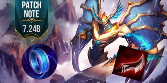 Patch note 7.24b : Équilibrages