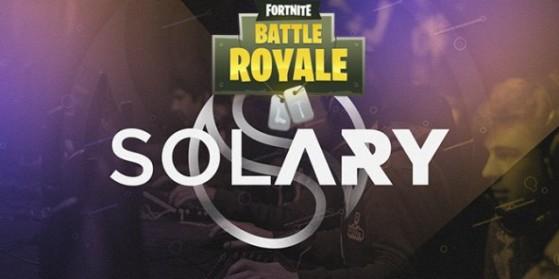 le tournoi solary sur fortnite - solary fortnite image