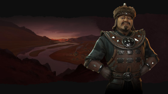Civilization 6 : Mongolie