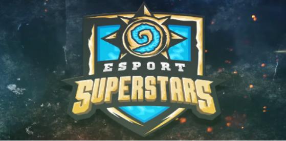 Hearthstone, les eSports Superstars