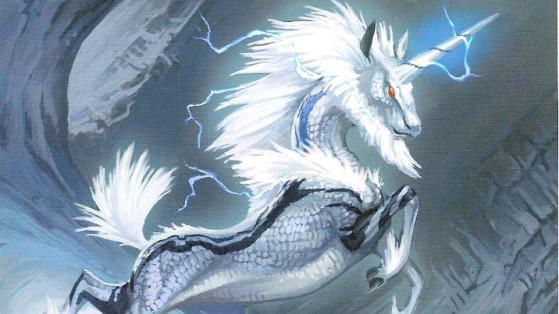 Monster Hunter World : Kirin