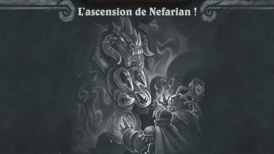 Bras de fer Hearthstone : L'ascension de Nefarian