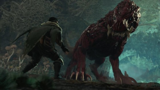 Monster Hunter World : Odogaron
