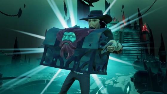 Sea of Thieves : Coffres, coffres maudits