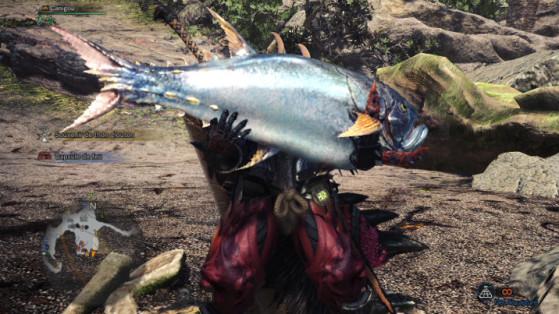 Monster Hunter World : Pêche