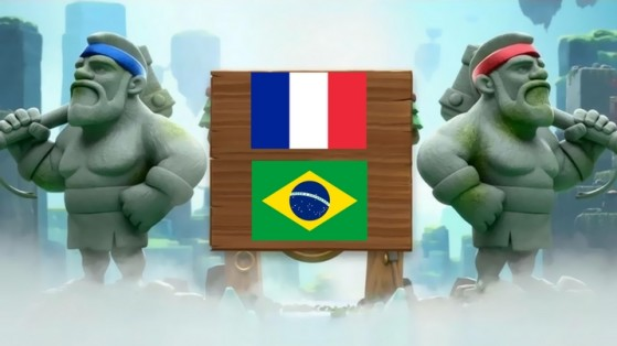 Worlds Clash Royale : les decks Equipe de France