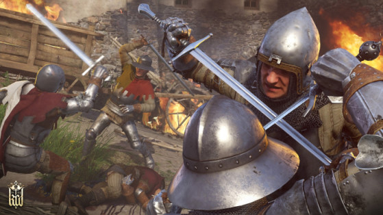 Kingdom Come Deliverance test
