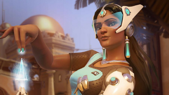 Overwatch : modifications sur Symmetra ?