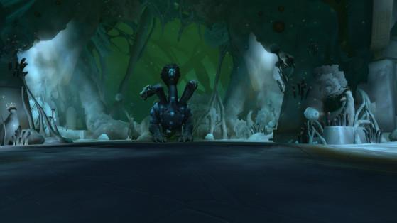 Le Dévoreur fétide - World of Warcraft