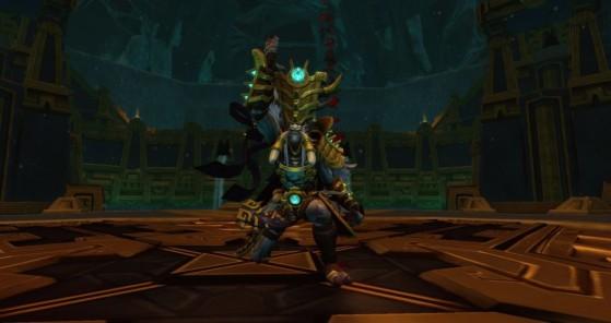 Zul, Réincarné - World of Warcraft