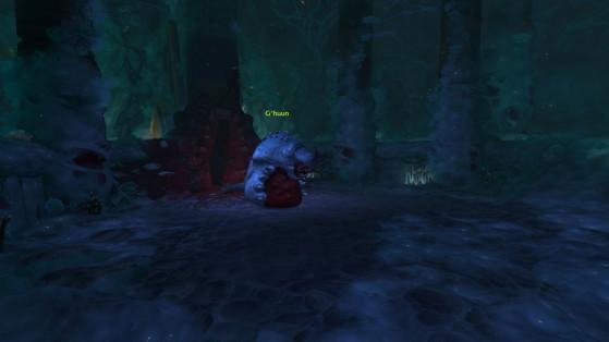 G'huun - World of Warcraft