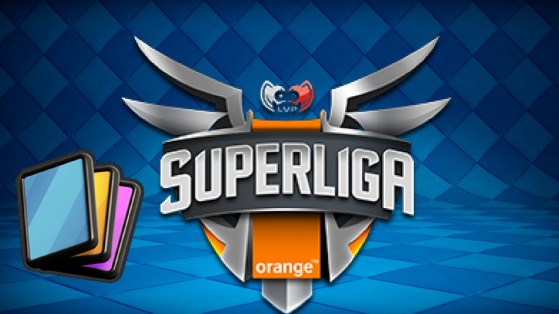 Clash Royale : top decks Superliga