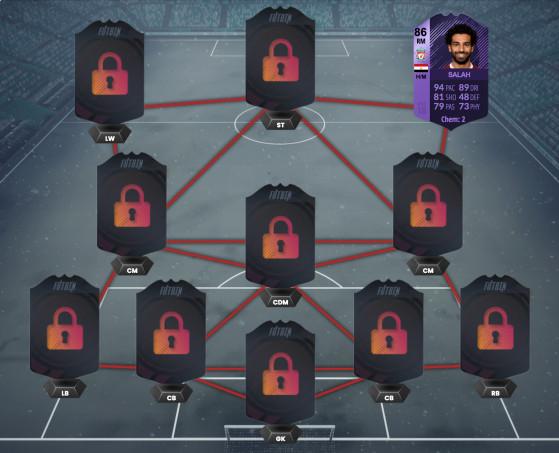 Mohamed Salah - FIFA