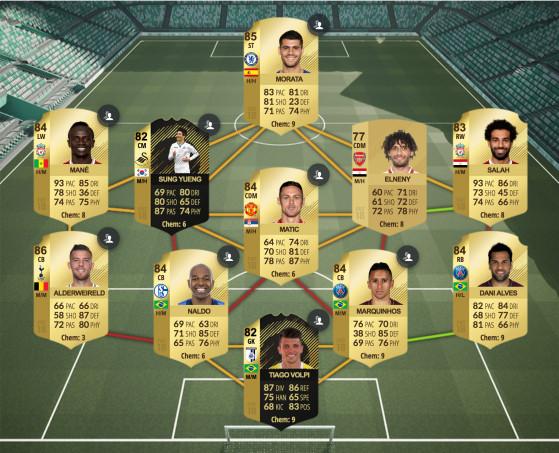 Egypte - FIFA