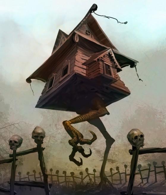 La Maison de Baba Yaga - Dofus
