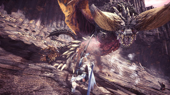 Monster Hunter World : Farming de contrats, alpha, tempered Investigation