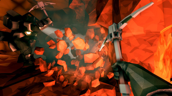 Terre = nouvelle issue - Deep Rock Galactic