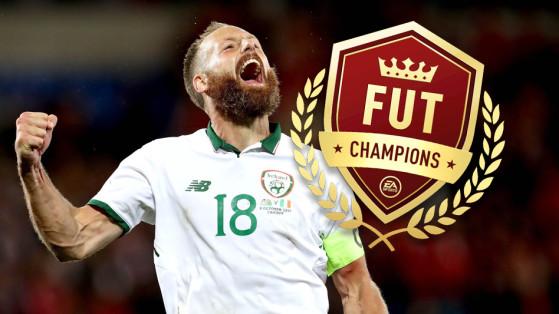 FUT Champions : un 40-0 pour David Meyler, joueur pro de Hull City