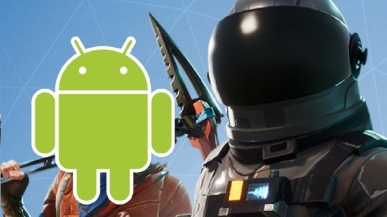 Fortnite android :  apk