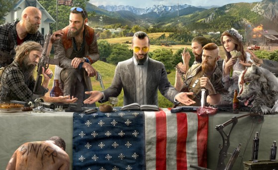 Far Cry 5 : Test (PC, PS4, Xbox One)